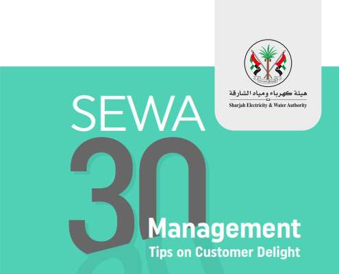 XpertLearning featured in 'SEWA 30 Management Tips on Customer Delight' Book