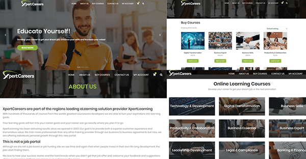 Launch Of Our New Website and Sub-brand XpertCareers!